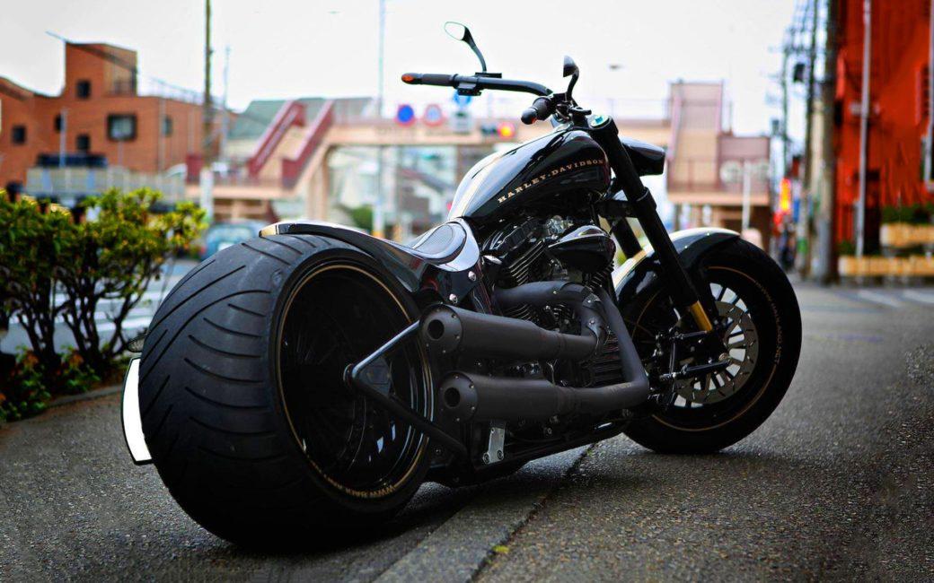 Налог на мотоцикл