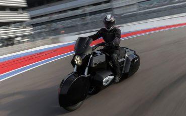 Мотоцикл президентского «Кортежа»